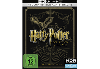 Harry Potter Jahre 5-7B (Exklusive Edition) - (4K Ultra HD Blu-ray + Blu-ray)