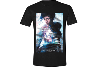 Ghost in the Shell T-Shirt Movie Poster XL
