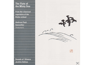 VARIOUS - The Flute Of The Misty Sea - (CD)