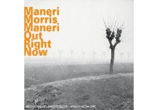 Mat Maneri - Out Right Now - (CD)