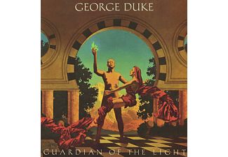 George Duke - Guardian of the light - (CD)