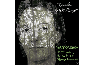 Daniel Weltlinger - Samoreau-Tribute To The Fans Of Django Reinhardt - (CD)