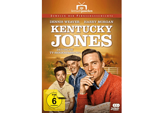 Kentucky Jones-Deutsche TV-Serienfassung [DVD]