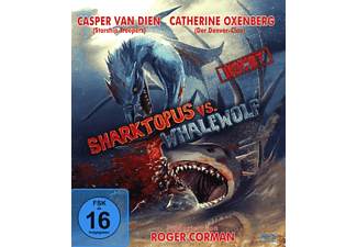 Sharktopus vs. Whalewolf - (Blu-ray)