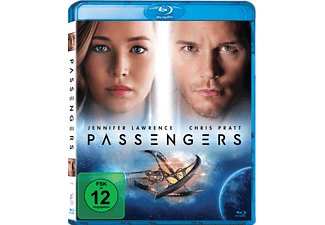 Passengers Science Fiction Blu-ray