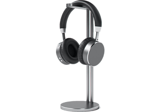 SATECHI Slim Aluminium Headphone Stand – Space Gray