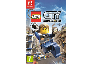 lego city undercover switch jeux nintendo switch. Black Bedroom Furniture Sets. Home Design Ideas