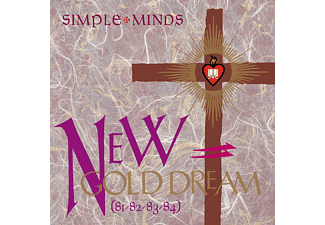 Simple Minds - New Gold Dream (81 / 82 / 83 / 84) LP