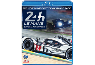 Le Mans 24 Hours 2016 - (Blu-ray)