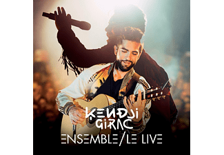 Kendji Girac - Ensemble Le Live CD + DVD