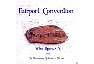 Fairport Convention - Who Knows? 1975 [CD]