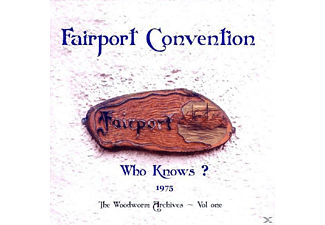 Fairport Convention - Who Knows? 1975 - (CD)