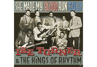 Ike Turner - She Made My Blood Run & The Kings Of Rhythm - (Vinyl)