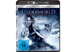 Underworld: Blood Wars - (4K Ultra HD Blu-ray + Blu-ray)
