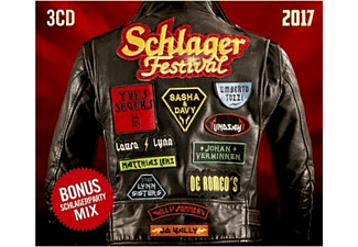 Schlagerfestival 2017 CD