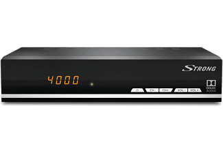 STRONG Sat Receiver SRT 7007 digitaler Türkisch HD Satelliten Receiver mit Display für Senderanzeige