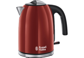 RUSSELL HOBBS 20412-70 Colours Plus Rood