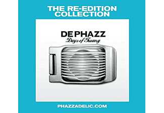 De Phazz - Days of Twang (Limited Edition) (CD)