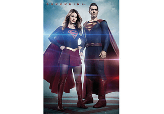 Supergirl Poster Duo