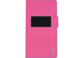 booncover XS2, Universal, Polyuretan-Soft-Touch/Microfaser, Pink