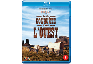 How the West Was Won - Blu-ray