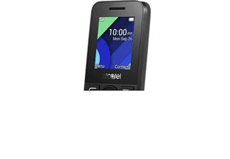 ALCATEL 10.54D, Handy, 1.8 Zoll
