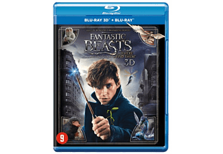 Fantastic Beasts and Where to Find Them Blu-ray 3D + 2D