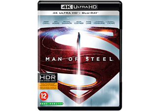 Man of Steel 4K UHD + Blu-ray