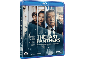The Last Panthers Seizoen 1 Blu-ray
