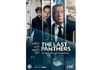 The Last Panthers - Seizoen 1 - DVD