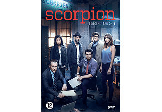 Scorpion Saison 2 DVD