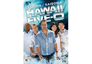 Hawaii Five-0 Saison 6 DVD