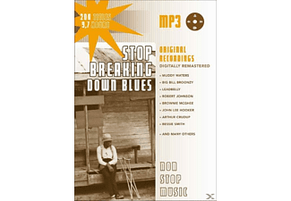 VARIOUS - Stop Breaking Down Blues-MP3 - (MP3-CD)
