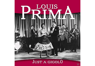 Louis Prima - Just A Gigolo - (CD)