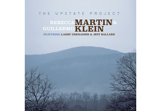 Martin,Rebecca/Klein,Guillermo - The Upstate Project - (CD)