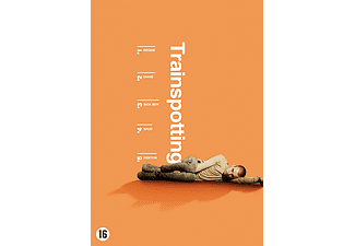 Trainspotting 20th Anniversary Edition DVD