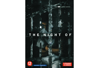 The Night Of DVD