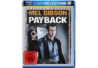Payback inkl. Kinoversion & Director's Cut Thriller Blu-ray