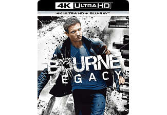 The Bourne Legacy 4K UHD