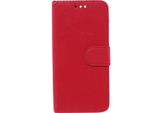 V-2-1 057 Bookcover Honor 8 Kunstleder Rot