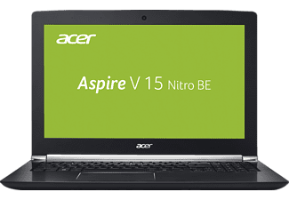 ACER Aspire V 15 Nitro Black Edition (VN7-593G-74J4), Gaming Notebook mit 15.6 Zoll Display, Core™ i7 Prozessor, 8 GB RAM, 512 GB SSD, GeForce® GTX 1060, Schwarz