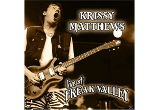 Krissy Matthews - Live At Freak Valley - (CD)