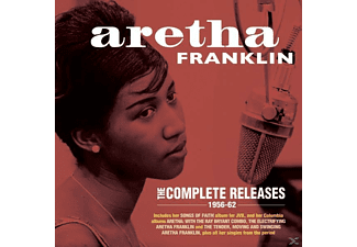Aretha Franklin - The Complete Releases 1956-62 - (CD)