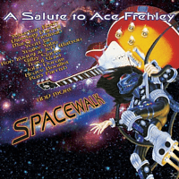VARIOUS - Spacewalk-A Salute To Ace Frehley [CD]