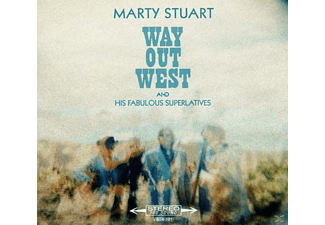 Marty Stuart - Way Out West - (CD)