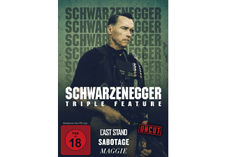 Arnold Schwarzenegger - Triple Feature - (DVD)