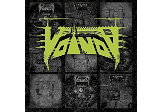 Voivod - Build Your Weapons (CD)