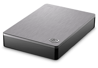 SEAGATE Backup Plus V2 Portable 5 TB - Silver