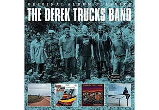 The Derek Trucks Band - Original Album Classics (CD)