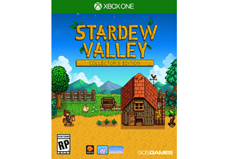 Stardew Valley Collectors Edition  xBox One